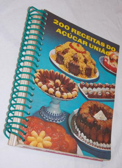 200 Novas Receitas Do Açúcar União 3º Edição