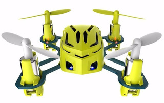 Dron Hubsan H111 Q4 Nano Mini Rc Quadcopter Drone 4ch Yellow