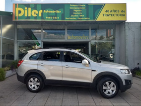Chevrolet Captiva 7 Asientos 2.4 Ls Mt 167cv 2015 46655831