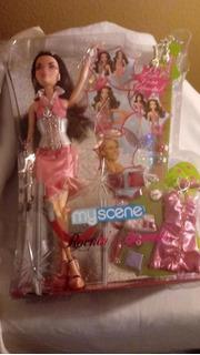 2007 Barbie My Scene Rockin \