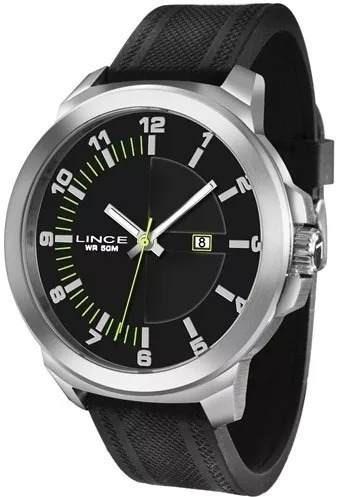 Relógio Analógico Masculino Lince Mrph029s P2px
