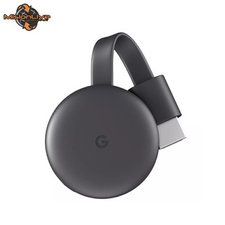 Google Chromecast 3 Smart Tv Netflix Hdmi Full Hd C/fuente