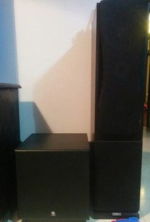 Subwoofer Activo Boston Cs 10 Ii