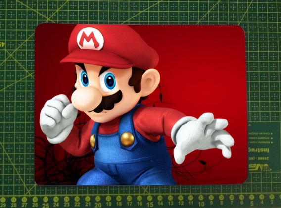 Mouse Pad Super Mario