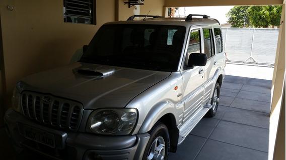 Mahindra Scorpio Suv 8 Lugares Diesel 4x4 2009