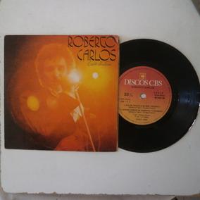 Lp Compacto Roberto Carlos 1978 Amigo, Outra Vez