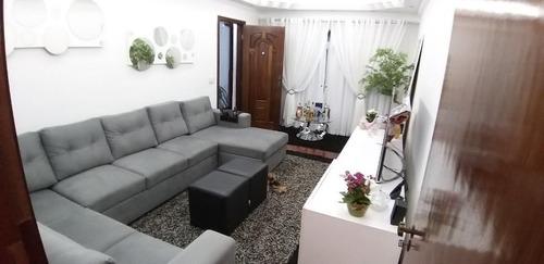 Imagem 1 de 18 de Sobrado Com 3 Dormitórios À Venda, 130 M² Por R$ 810.000,00 - Parque Mandaqui - São Paulo/sp - So1189