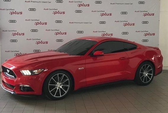 Ford Mustang Gt Automático Modelo 2017