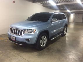 Jeep Grand Cherokee Limited 4x4 2012