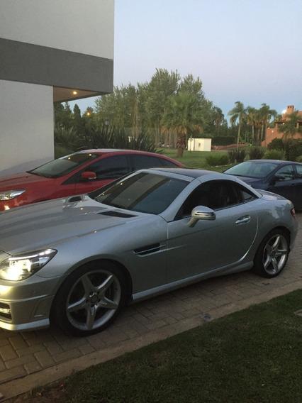 Mercedes-benz Clase Slk 350 Cgi B.efficiency At Amg 17000 Km
