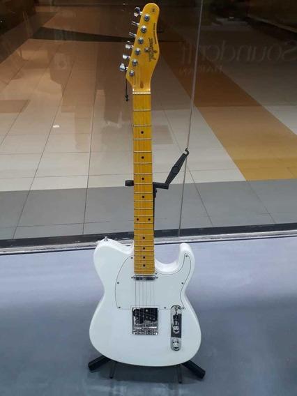 Guitarra Tw-55 - Tagima Serie Woodstock Wh