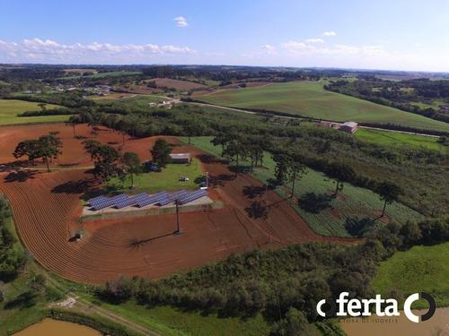 Imagem 1 de 15 de Chacara Com Casa - Campo Redondo - Ref: 167 - V-167