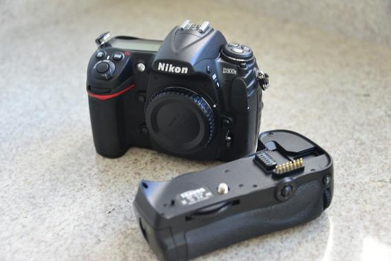 Nikon D300s Corpo - Praticamente Nova - 25000 Disparos