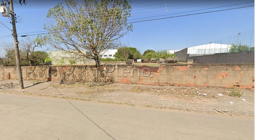 Terreno À Venda Em Chácaras Campos Dos Amarais - Te024001
