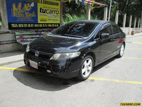 Honda Civic Emotion Lxs - Sincronico