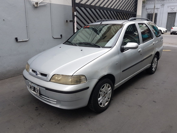 Fiat Palio Weekend 1.6 Elx Aa 2004