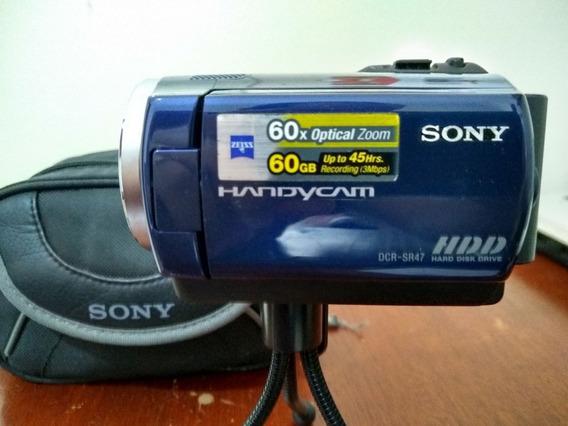 Handy Cam Sony Dcr-sr47