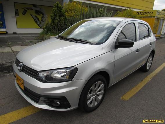 Volkswagen Gol Confortline 1.6 Mecánico Hb