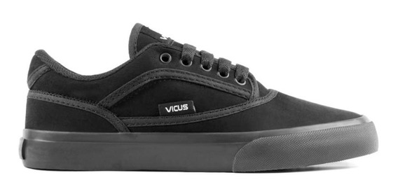 Zapatillas Vicus Genesis Descarne Full Negro (1005)
