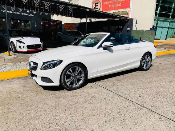 Mercedes-benz Clase C 2.0 200 Convertible At 2018