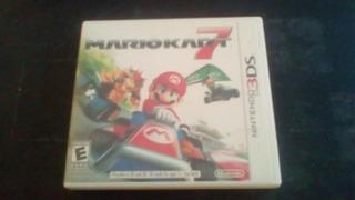 Mario Kart 7 Nintendo 3dsPrimera Edición