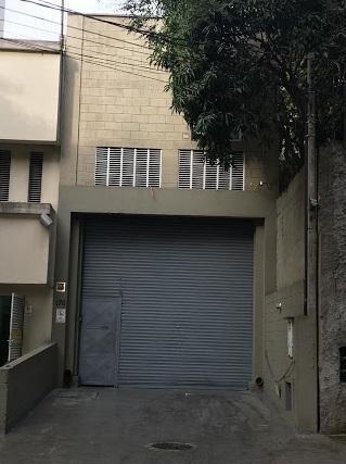 Imagem 1 de 3 de Galpão Para Alugar, 390 M² Por R$ 6.000/mês - Vila Caminho Do Mar - São Bernardo Do Campo/sp - Ga1271