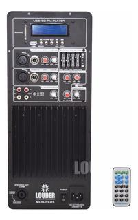 Modulo Bi Amplificado 450w Rms Rockolas O Bafles Bluetooth