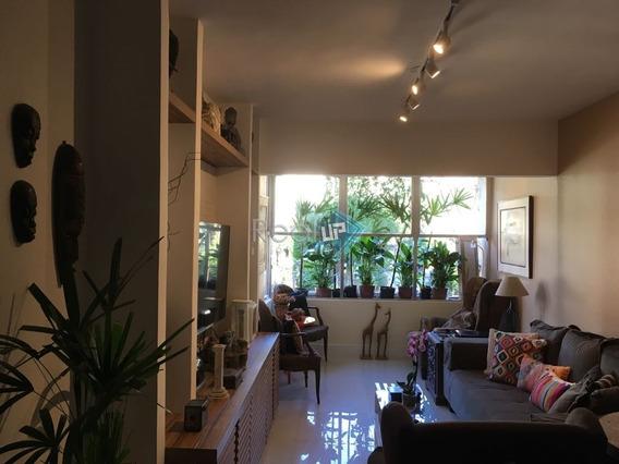 Apartamento Com 3 Quartos Para Comprar No Laranjeiras Em Rio De Janeiro/rj - 11281