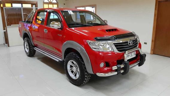 Toyota Hilux 4x4 Japonesa Full 2.5