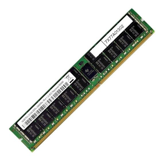 Memoria Ram Lenovo 16gb Tru Ddr4 2666 Mhz (7x77a01302)