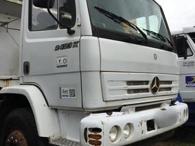 Mercedes-benz Mb 2423 Basculante 6x4