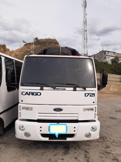 Ford Cargo Volteo