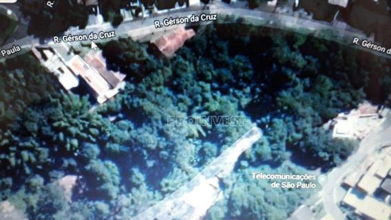Excelente Área Em Jandira Possuindo 4.000 M² . - Ar0869