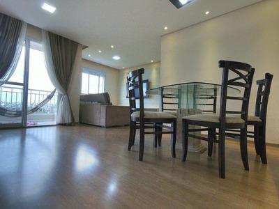 Apartamento Em Interlagos, São Paulo/sp De 65m² 2 Quartos À Venda Por R$ 370.000,00para Locação R$ 2.200,00/mes - Ap230373lr