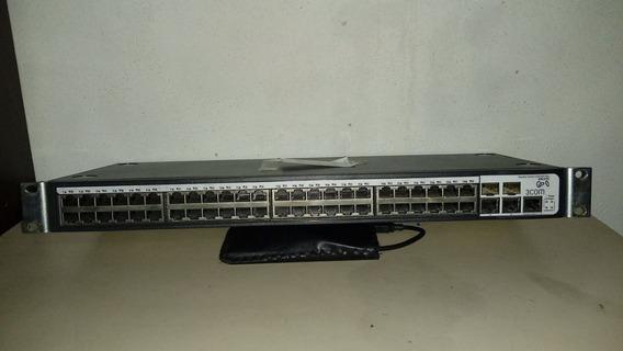 Switch 3com 2250-sfp Plus