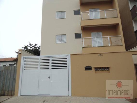 Apartamento Com 2 Dormitórios Para Alugar, 73 M² Por R$ 1.200/mês - Centro - Boituva/sp - Ap0391