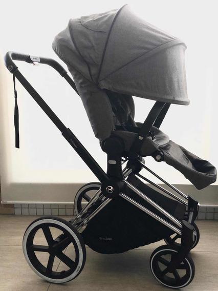 Carrinho Para Bebê Luxo Cybex Priam