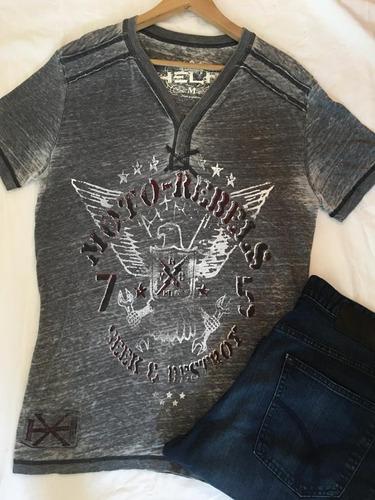 T-shirt Con Estampado Para Hombres
