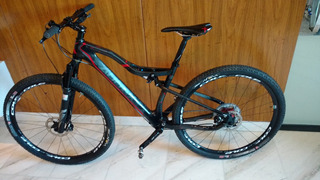 Bicicleta Full Carbono Fs900