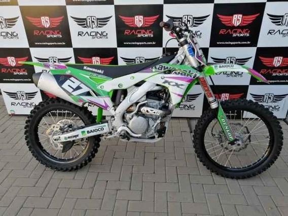Kawasaki Kx250f Cross - 2019