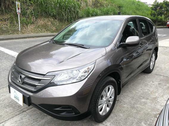 Honda Cr-v 4x2 Lx At 2.4 Automatica 2014 (944)