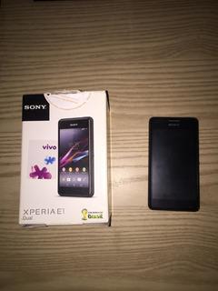 Celular Sony Xperia E1 - Dual Chip