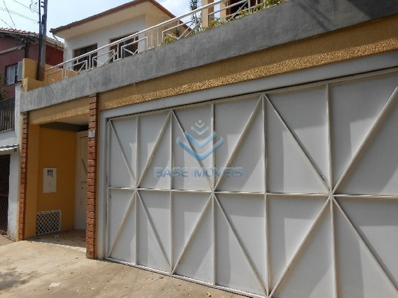 Sobrado Com 4 Dormitórios À Venda, 206 M² Por R$ 1.500.000 - Vila Mariana - São Paulo/sp - So1619