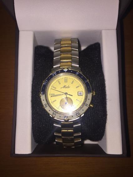 Relógio Mido Anos 50, Instanless Stell