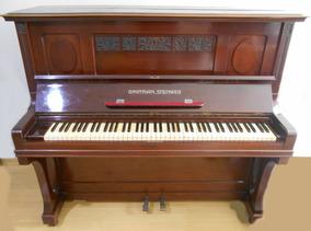 Piano Vertical Alemão Grotrian Steinweg 1920 Excelente Estad