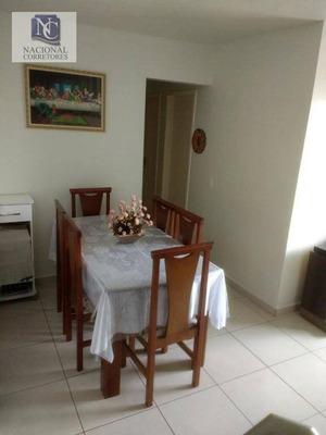 Apartamento Residencial À Venda, Vila Curuçá, Santo André. - Ap7893