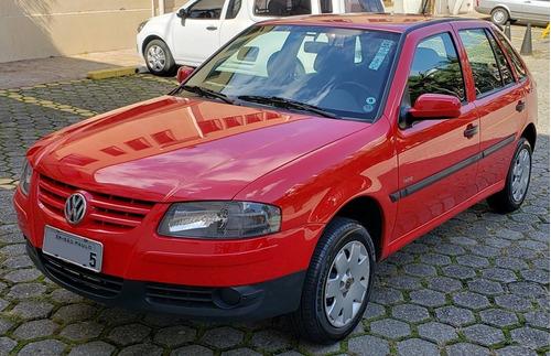 Volkswagen / Gol 1.0 Mi City 8v Flex 4p Manual G.iv