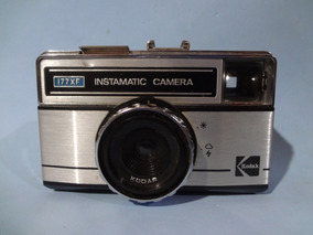 Câmera Fotografica Kodak Instamatic 177 Xf