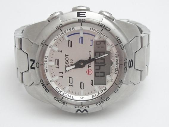 Relógio Tissot T-touch Expert - Swiss Made - Original