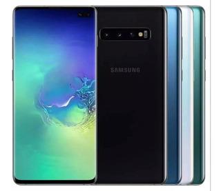 Samsung Galaxy S10+ Plus 128gb+8ram Exynos ,snapdragon Nuevo
